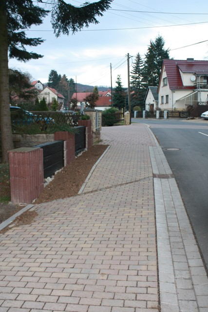 Rodishain_sanierter Fußweg 2009