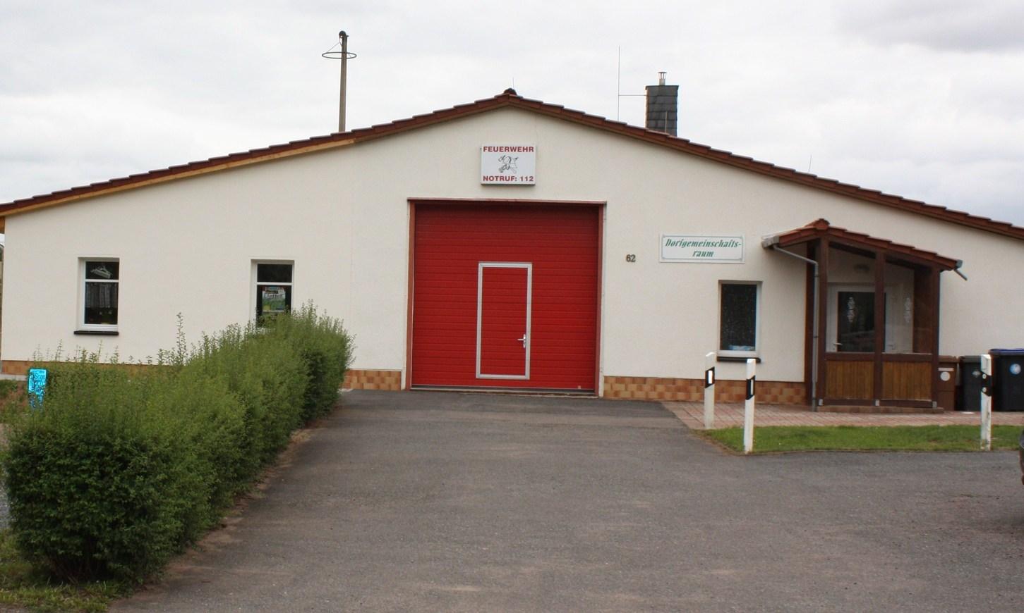 An- und Umbau Dorfgemeinschaftshaus Friedrichsthal