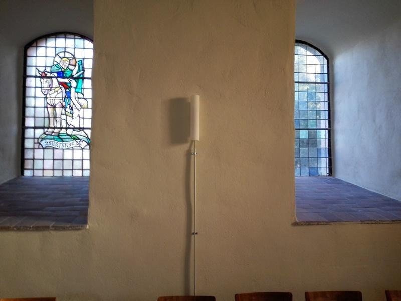 Kirche Leimbach