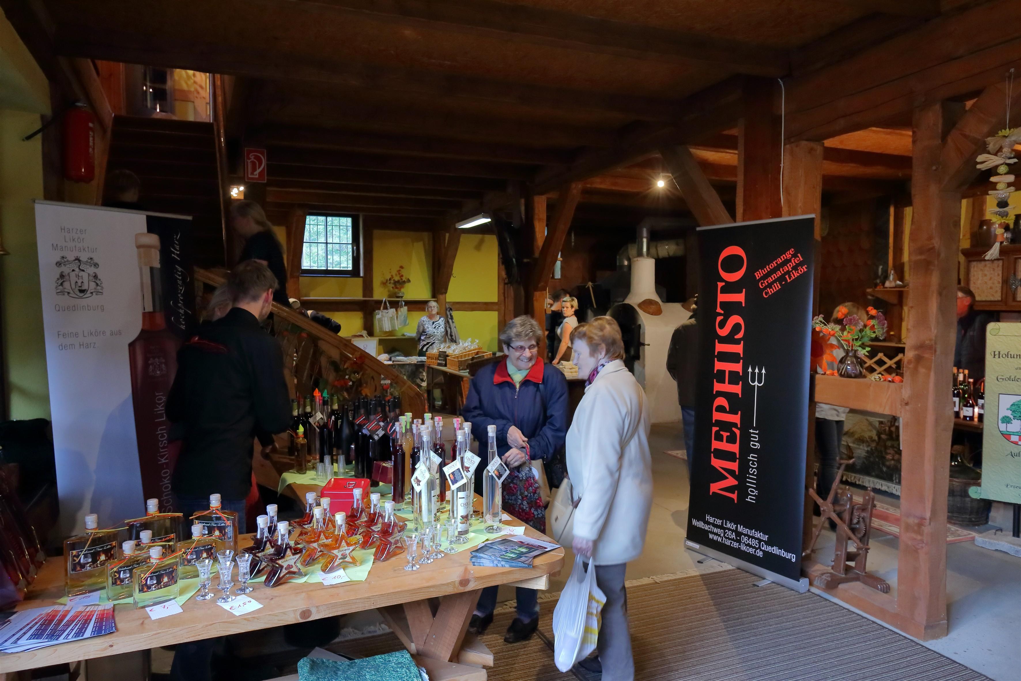 Harzer Likör Manufaktur Quedlinburg