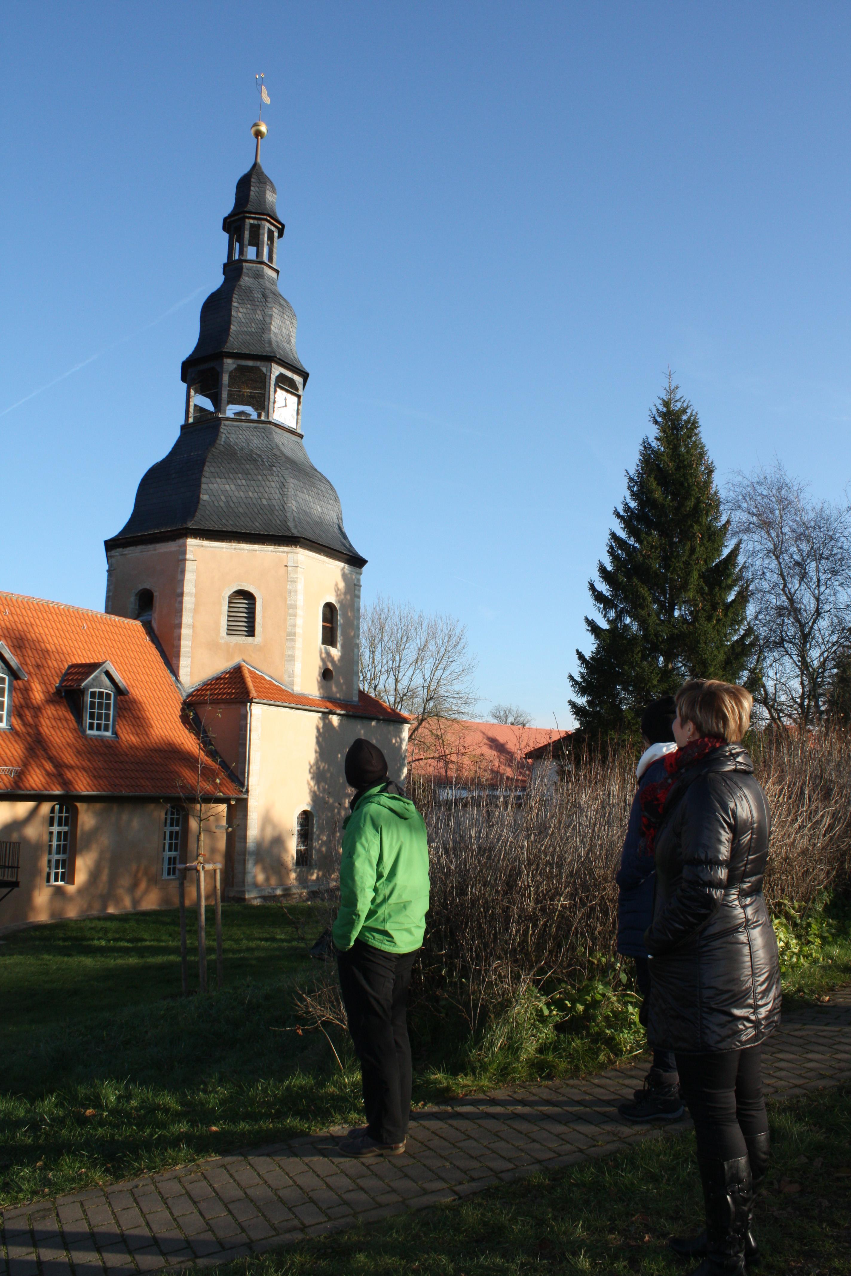 """""""St. Martin"""" - Kirche in Leimbach"""