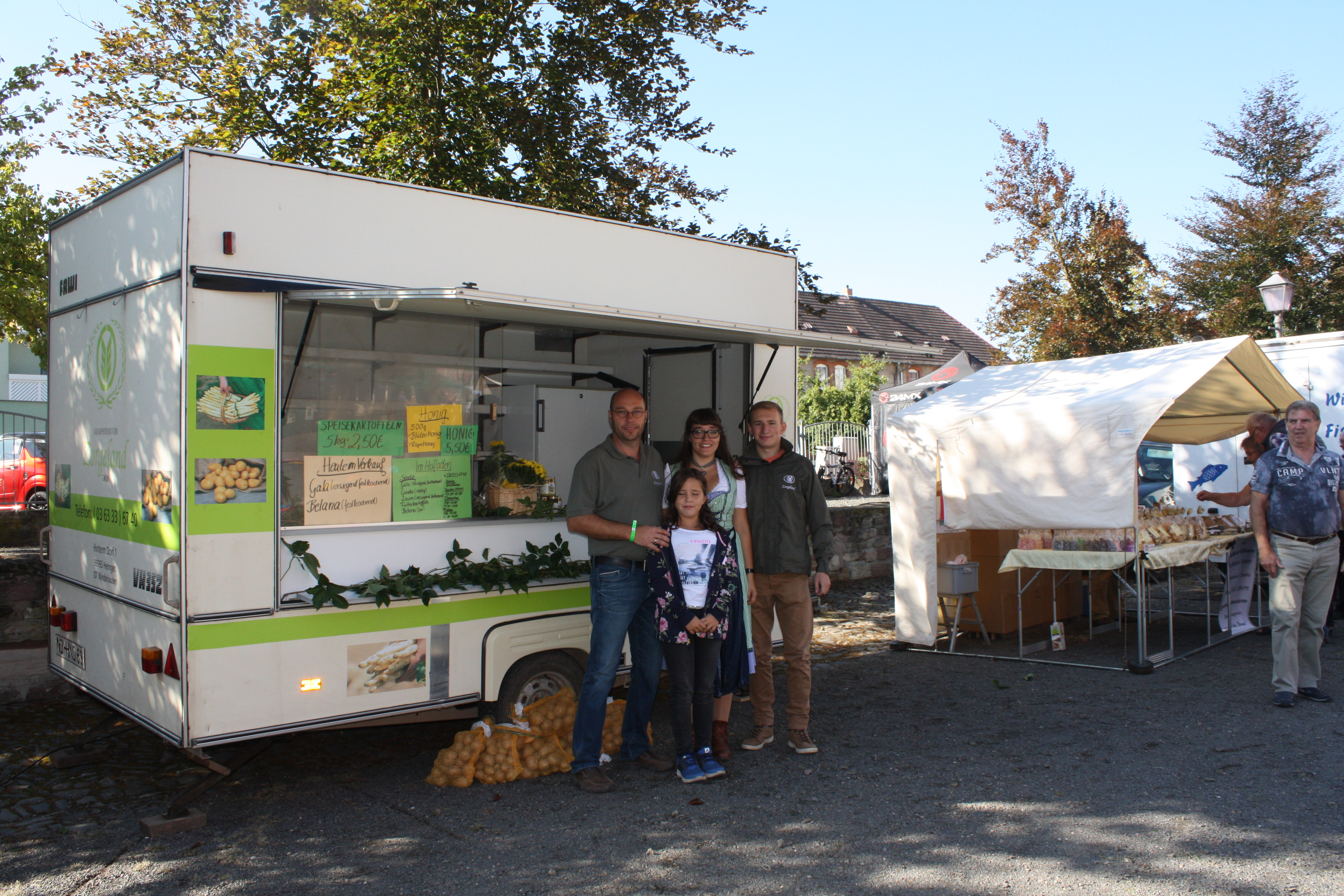 Auch die Agrarproduktion Zorgeland GmbH aus Windehausen war wieder mit dabei!.JPG